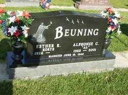 Alphonse Clemens Al Beuning