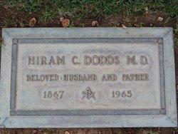 Hiram C Dodds