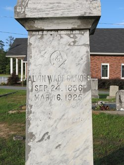 Alvin Wade Gilmore
