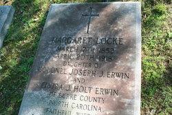 Margaret Locke <i>Erwin</i> Holt