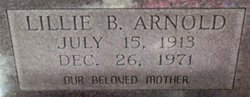 Lillie B. Arnold