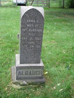 Anna E Albaugh
