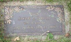Jayne L <i>Ruland</i> Davies