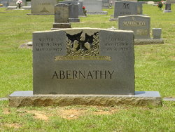 Cora Catherine <i>Ikard</i> Abernathy