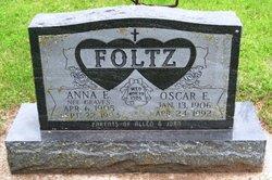 Anna E <i>Graves</i> Foltz