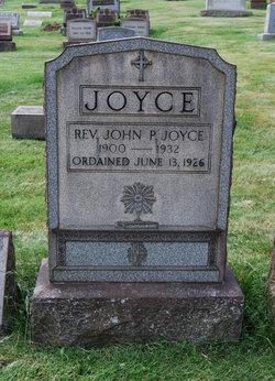 Rev John P Joyce