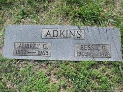 Bessie G Adkins