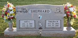 Coy Columbus Shephard