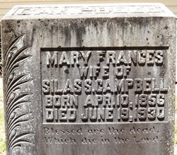 Mary Francis <i>Wells</i> Campbell