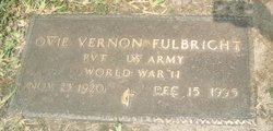 Ovie Vernon Fulbright