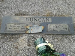 Edward Avrial Duncan