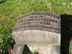 Mary Emma <i>Foster</i> Corwin