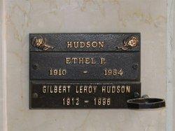 Gilbert Leroy Hudson