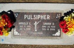 Harold Elias Hap Pulsipher