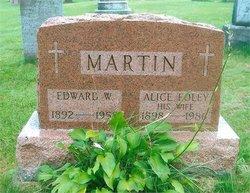 Edward William Martin