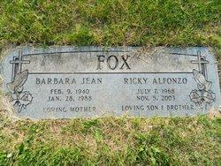 Barbara Jean Fox