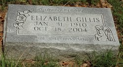 Elizabeth Gillis