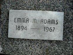 Emma M. Adams