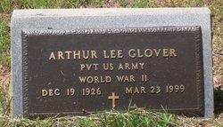 Pvt Arthur Lee Glover