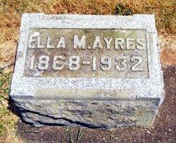 Ella May <i>Bickford</i> (Ayres) Graham