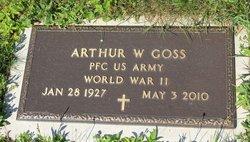 Arthur William Artie Goss