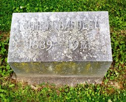 Ruth E. <i>Martin</i> Bardeen