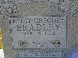 Patsy <i>Gregory</i> Bradley