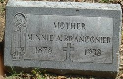 Minnie Alice <i>Lark</i> Branconier