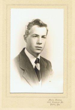 Edward Vaughan Stine