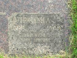 Virginia I. <i>Reed</i> Bolvin