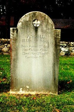 Ellen Biddle <i>Shipman</i> Angell