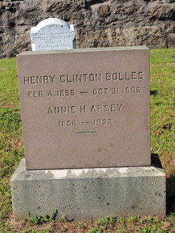 Annie H <i>Briggs</i> Apsey