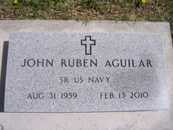 John Ruben Aguilar