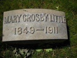 Mary <i>Crosby</i> Little