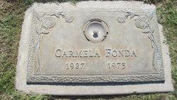 Carmela Fonda