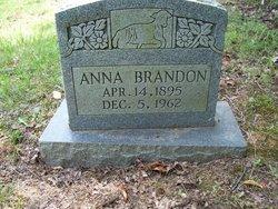 Anna J Annie <i>Cheatham</i> Brandon