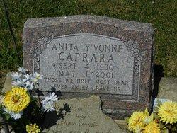 Anita Y'Vonne <i>Recard</i> Caprara