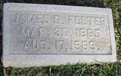 James Gartshore Foster
