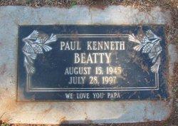 Paul Kenneth Beatty