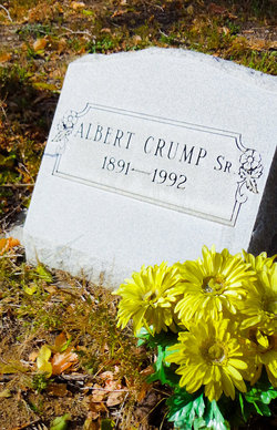 Albert Crump, Sr