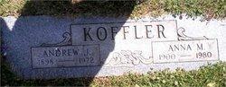Anna <i>Ruffing</i> Koffler
