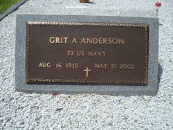 Grit A. Anderson