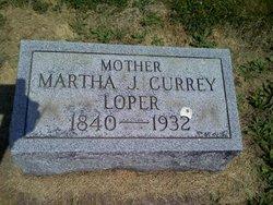 Martha Jane <i>Currey</i> Loper