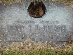 Henry Emil DeGrendel