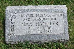Max Handler