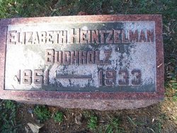 Elizabeth Heintzelman Buchholz