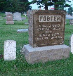 Alonzo John Foster