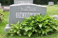 Hannah Matilda <i>Snyder</i> Deibler