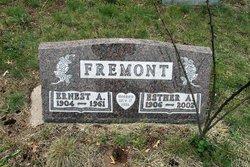 Esther A Fremont