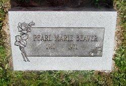 Pearl Marie Beaver